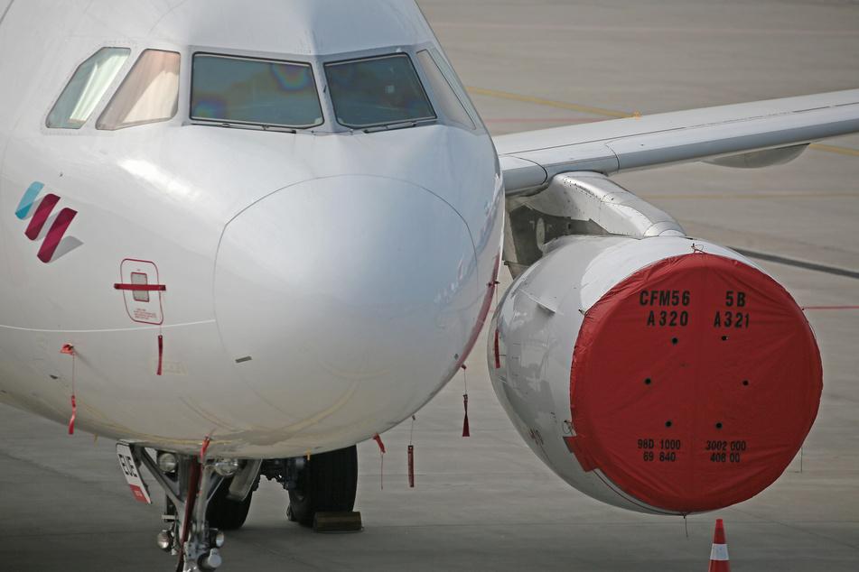 Zu Beginn der Corona-Krise wurde der Flugverkehr fast komplett lahm gelegt.