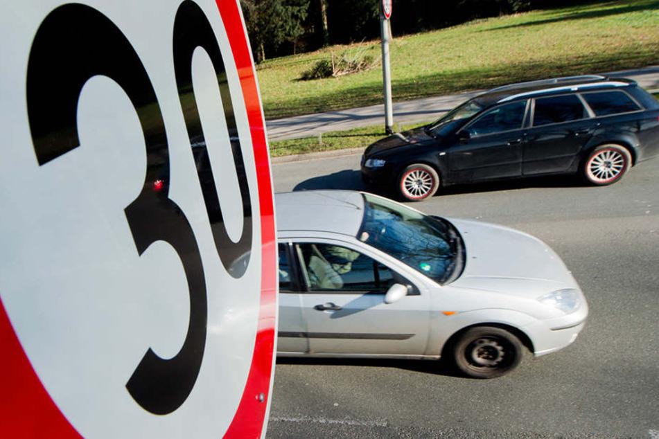 Das Umweltbundesamt fordert: Tempo 30 in allen deutschen Städten!