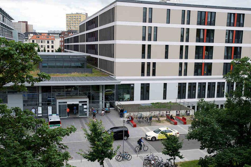 Am Universitätsklinikum ging das neue Zentrum an den Start.