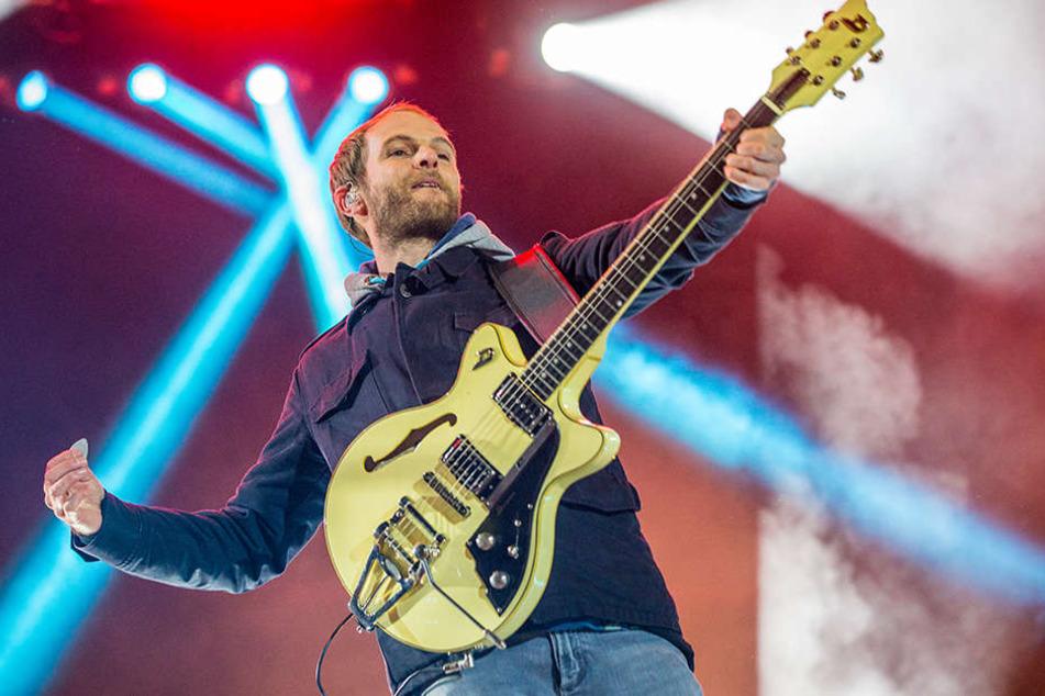 Die Band um Sänger Peter Brugger führen das diesjährige Line-Up an.