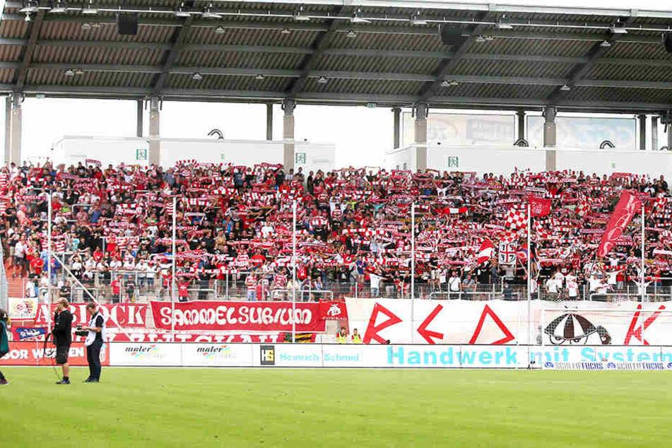 Beim Derby gegen Magdeburg erwartet der FSV volle Ränge - vielleicht gibt's sogar ein ausverkauftes Haus.