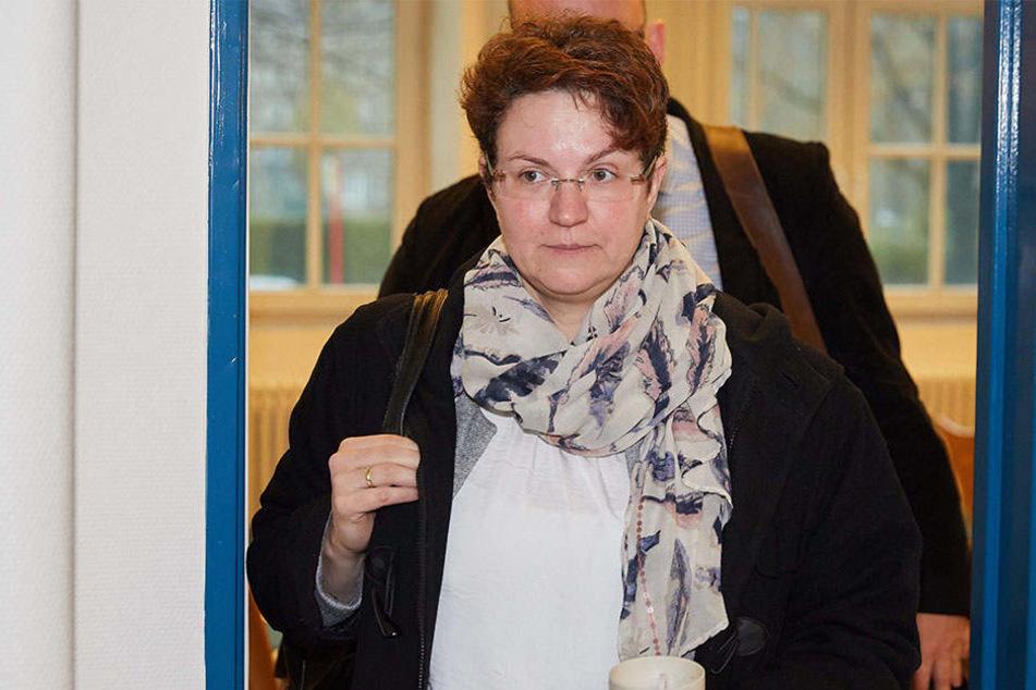 Nicole Jordan hat Unterlassungsklage gegen die AfD-Fraktion eingereicht.