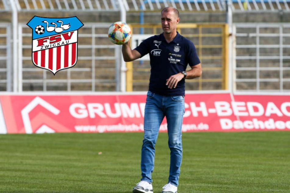 FSV-Coach Enochs warnt vor Unterhaching