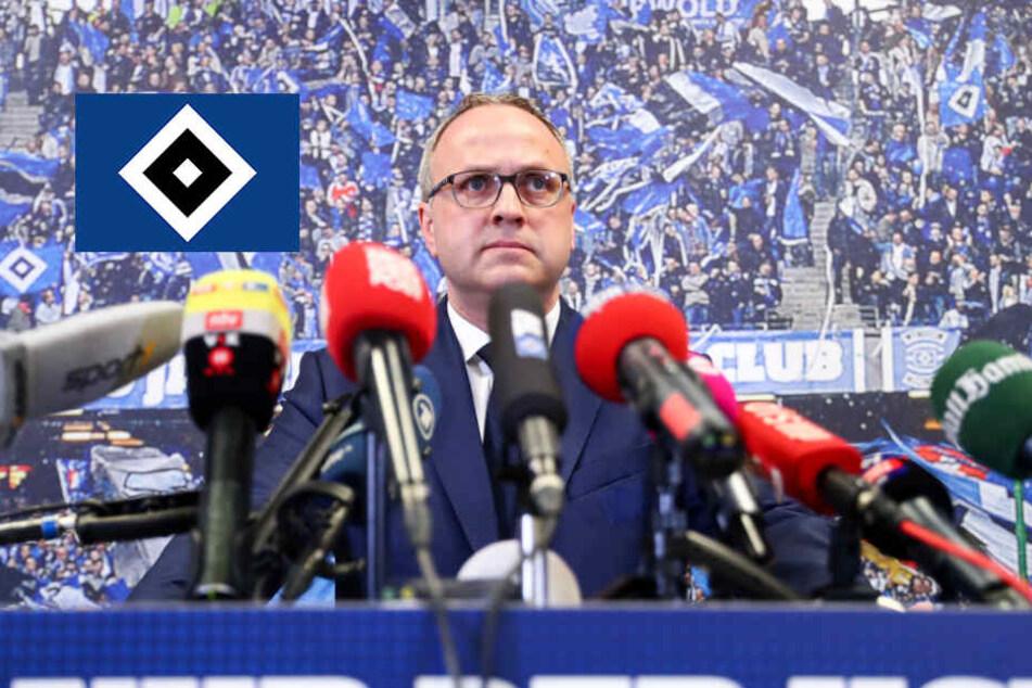 Neue Fananleihe: Klammer HSV bittet seine Fans um Unterstützung