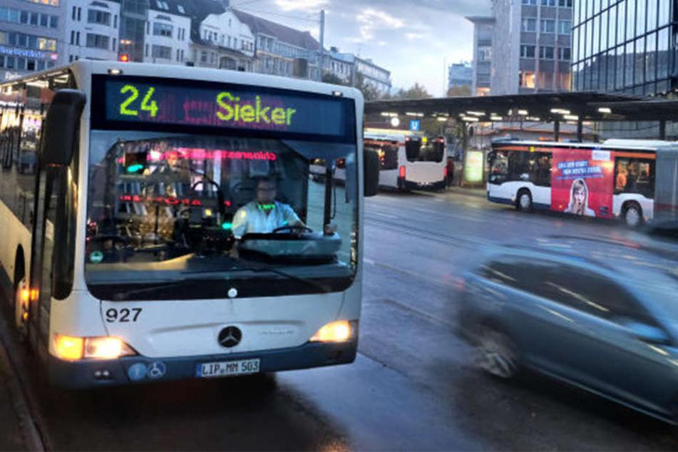 Immer wieder kommt es in Bielefeld zu Verspätungen im Bus- und Bahn-Plan.
