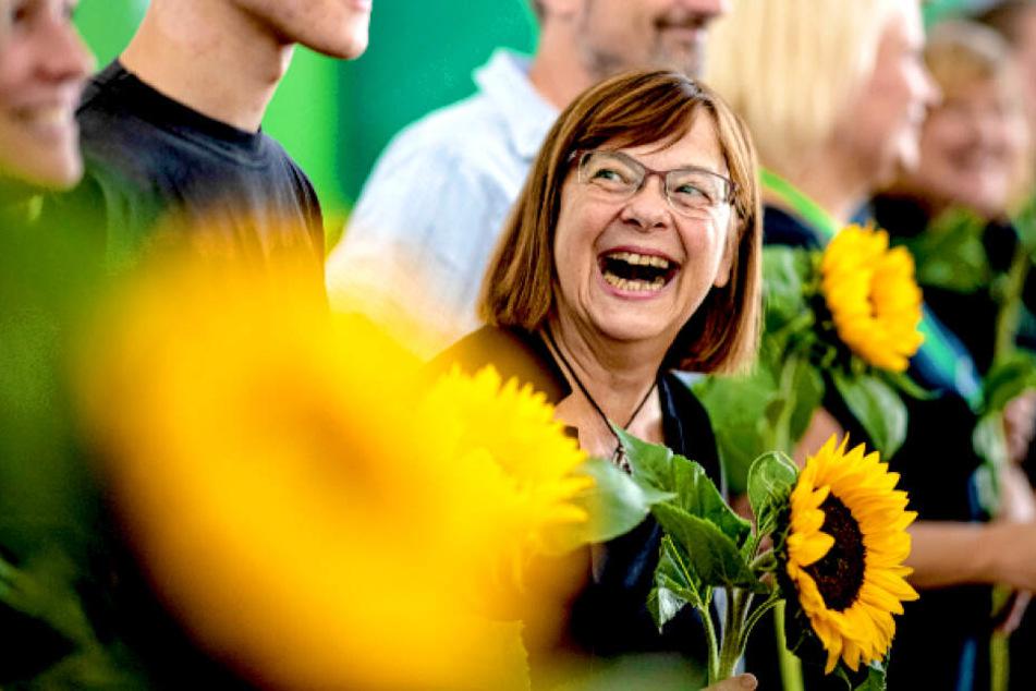 Brandenburgs Grüne stimmen mehrheitlich für Verhandlungen mit CDU und SPD!