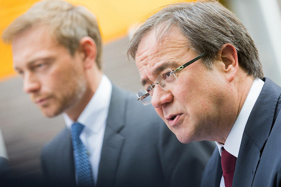 Fast sieben Wochen haben Christian Lindner (FDP) und Armin Laschet (CDU) nun Zeit, einen Koalitionsvertrag zu schließen.