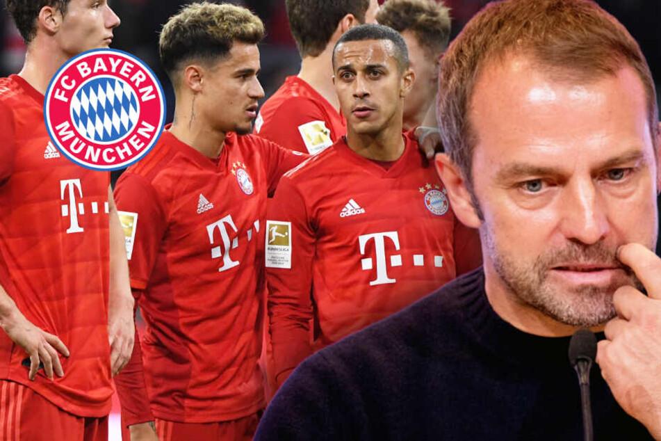 FC Bayern: Flick spricht über Lewandowski-Ersatz, Star mit Einsatzgarantie