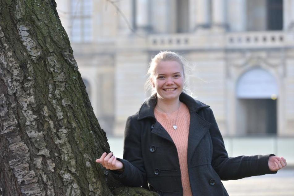 Musikstudentin Anna-Maria Reiß (22) verbrachte die Feiertage bei ihren Eltern nahe Großenhain. Gemeinsam schaute man sich nochmals das Konzert an.