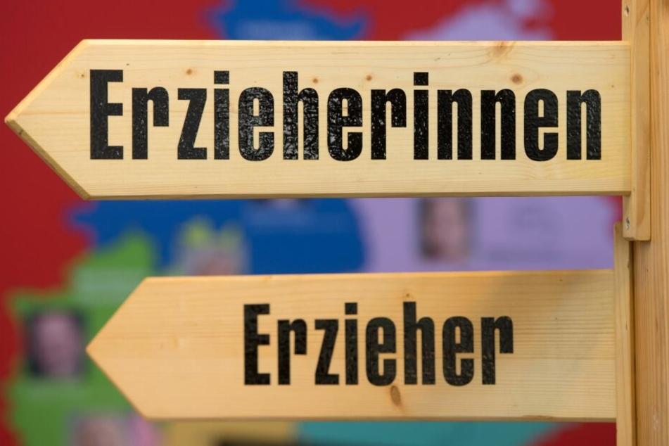 Gehen Thüringen bald die Erzieher aus?