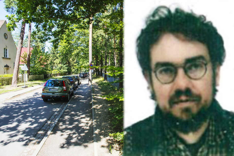 Mann aus Klinik geflohen: Wer hat diesen Dresdner gesehen?