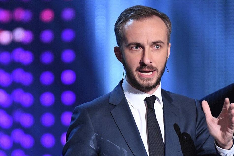 TV-Satiriker Jan Böhmermann (37).