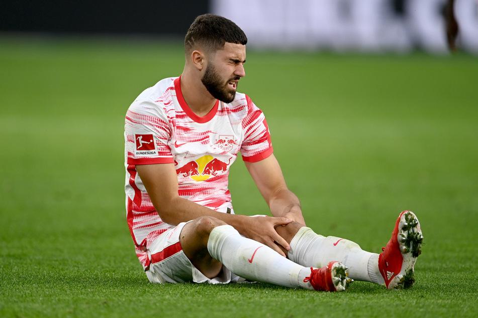RB Leipzigs Josko Gvardiol (19) machte nach seinem starken Auftritt gegen den VfB Stuttgart bei den Wölfen Rückschritte.