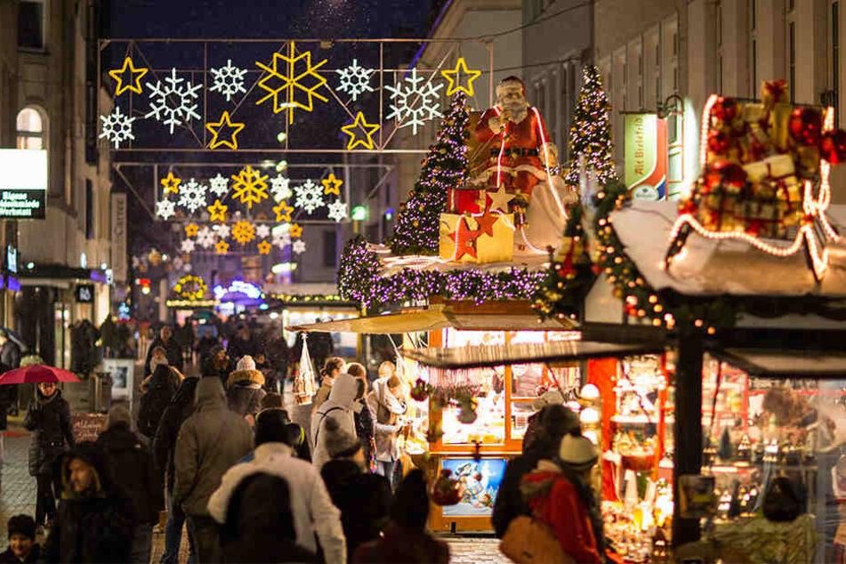 Diese Weihnachts Märkte Haben Auch über Weihnachten Hinaus Geöffnet
