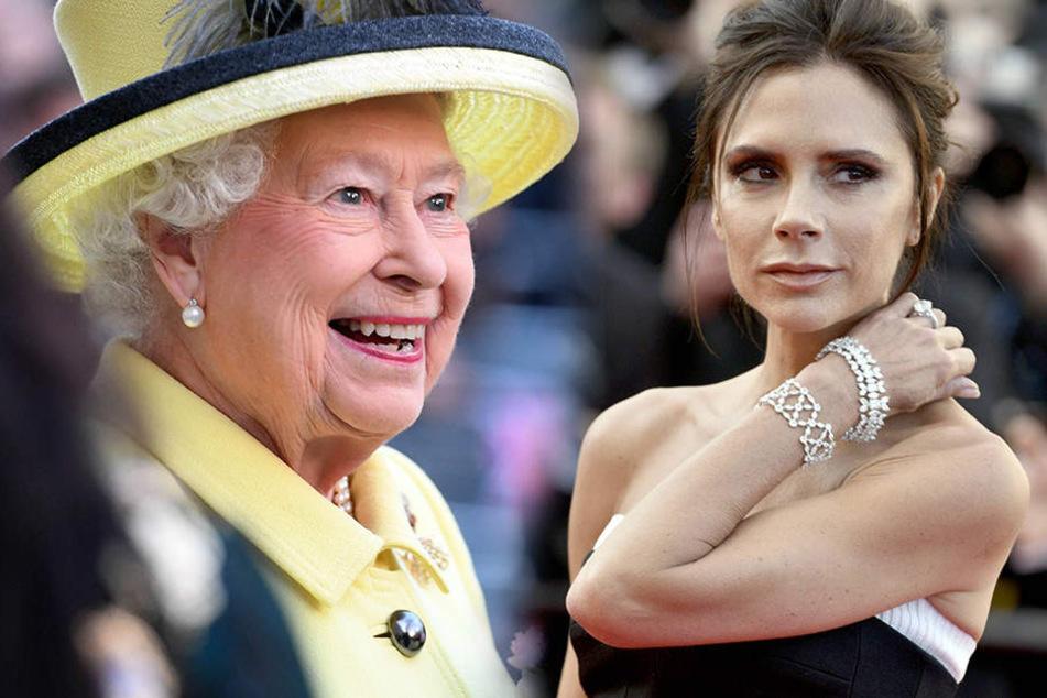 Deshalb wird Victoria Beckham von der Queen geehrt