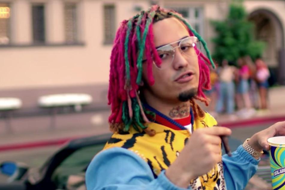 Rapper Lil Pump kommt am Mittwoch nach Köln.