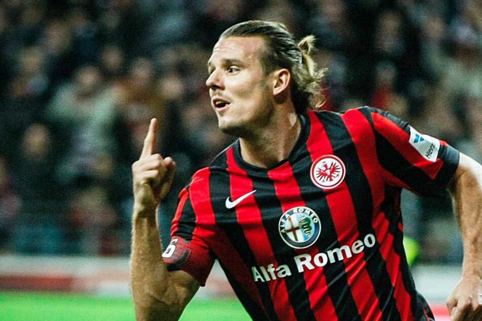 Bis zum Sommer stand Alex Meier bei Eintracht Frankfurt unter Vertrag.