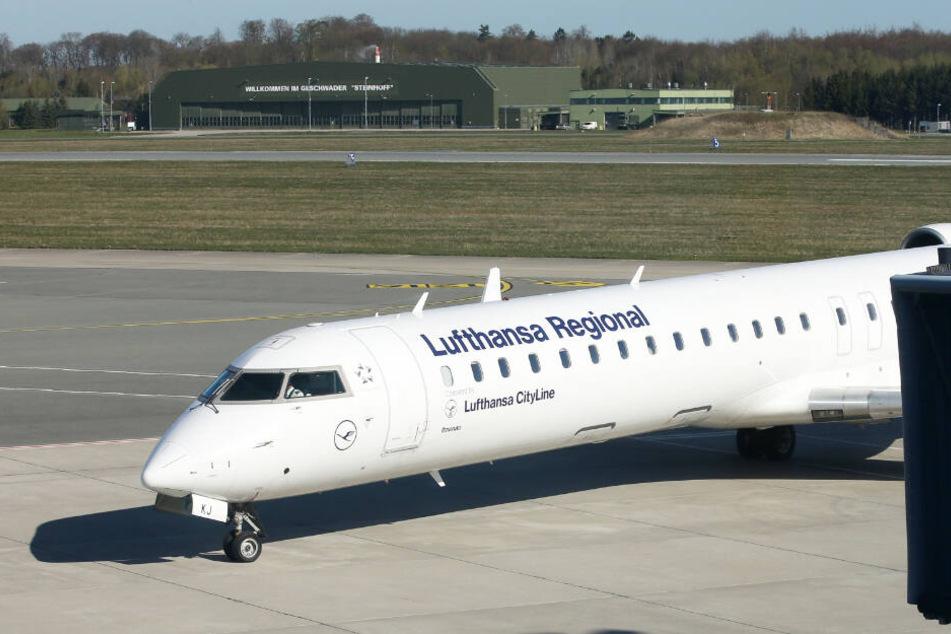 Die Lufthansa übernimmt ab 1. Mai die Strecke zwischen Rostock-Laage und München.
