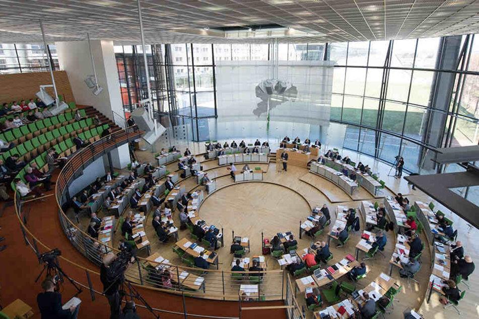 Die Sachsen wählen am 1. September einen neuen Landtag.