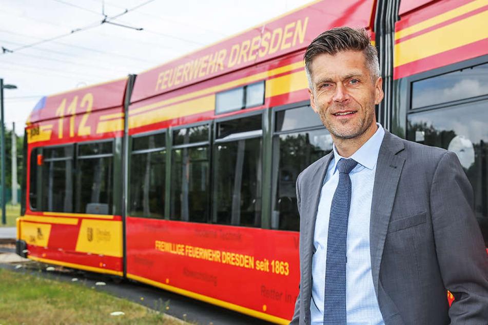 Für 2100 Euro brutto und mehr: DVB suchen Bus- und Bahnfahrer