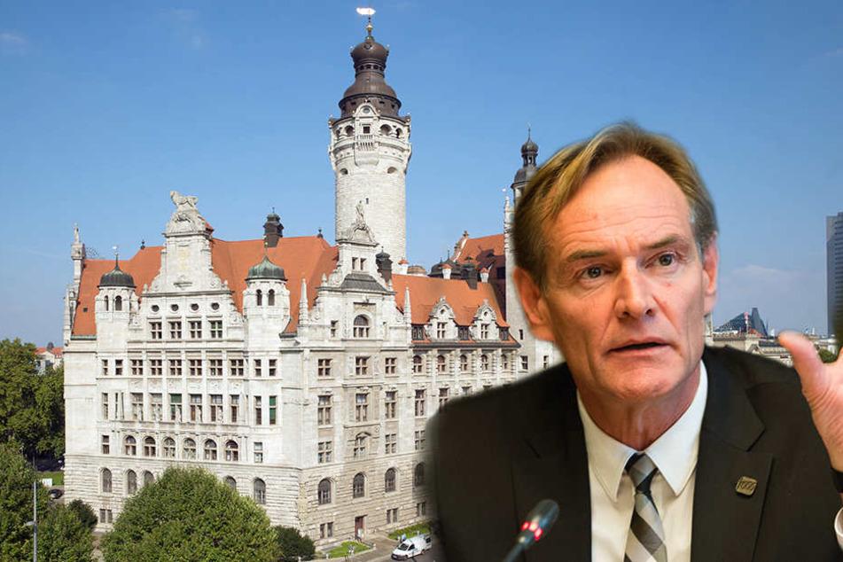 Nach der Entscheidung des Amtsgerichts stand der von Jung abgelehnte Antrag der Grünen am Mittwoch auf der Tagesordnung des Leipziger Stadtrates.