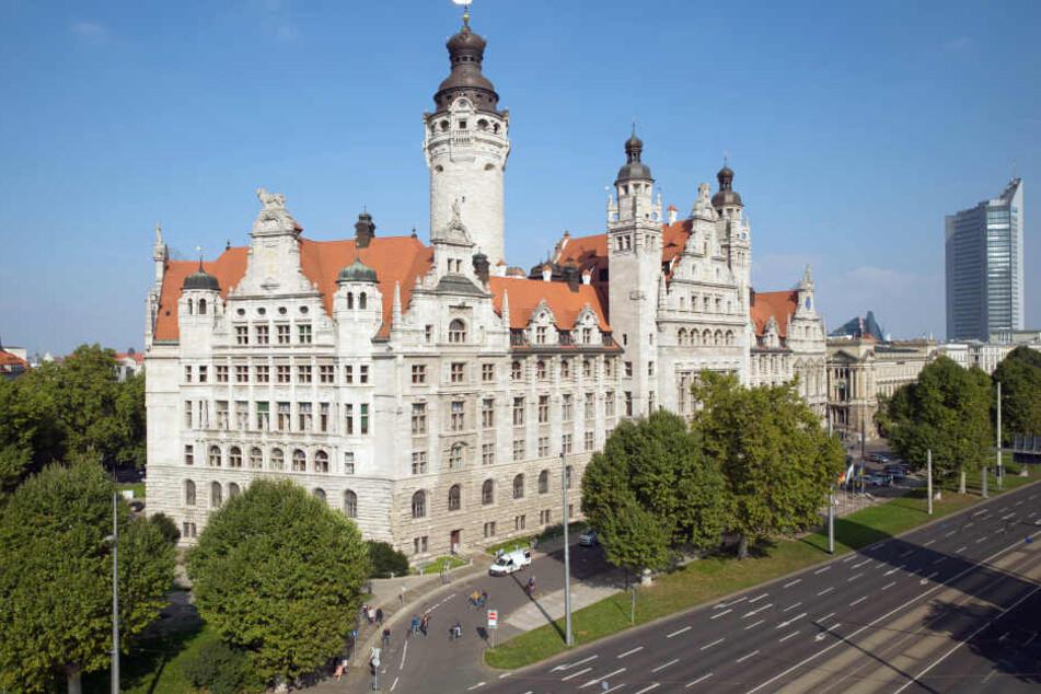 Das Neue Rathaus am Martin-Luther-Ring soll sicherer werden.