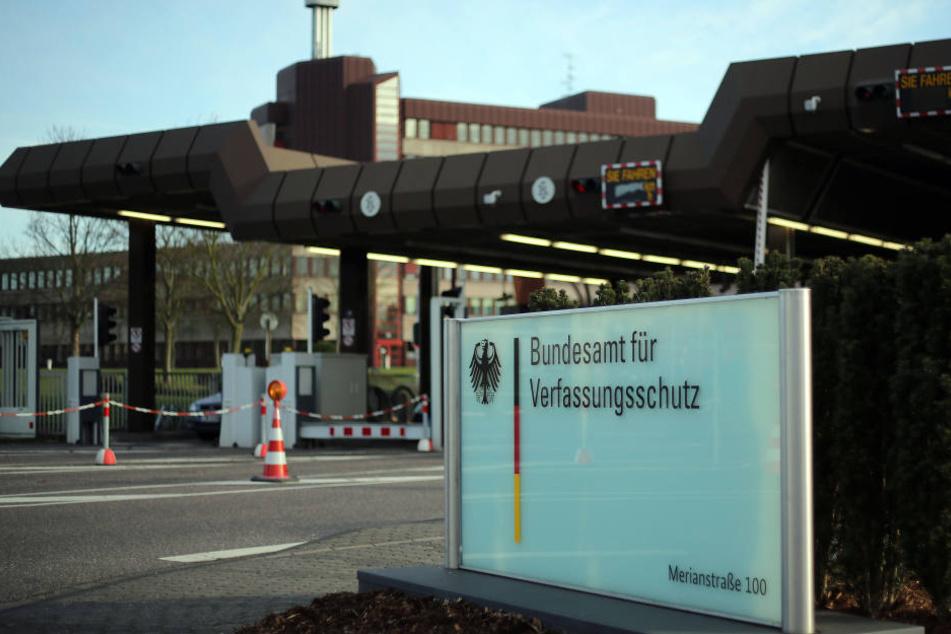 Das Bundesamt für Verfassungsschutz in Köln (Archivbild).