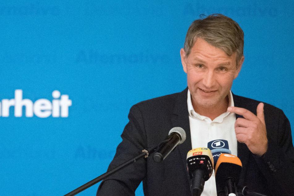 """""""Grenzt an Missbrauch"""": Instrumentalisiert Björn Höcke Personenschützer für seine Zwecke?"""