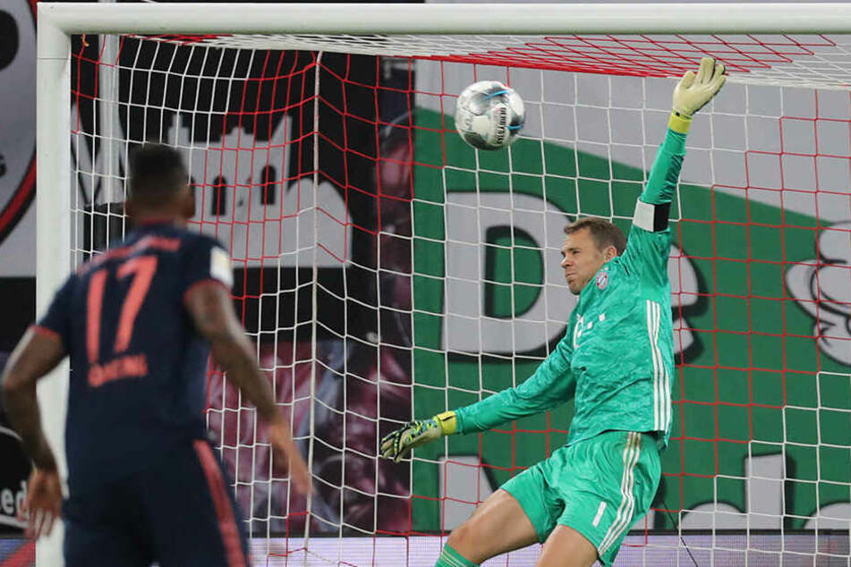 Neuer glänzt aktuell wieder mit bärenstarken Leistungen im Dress des Rekordmeisters und der DFB-Elf.