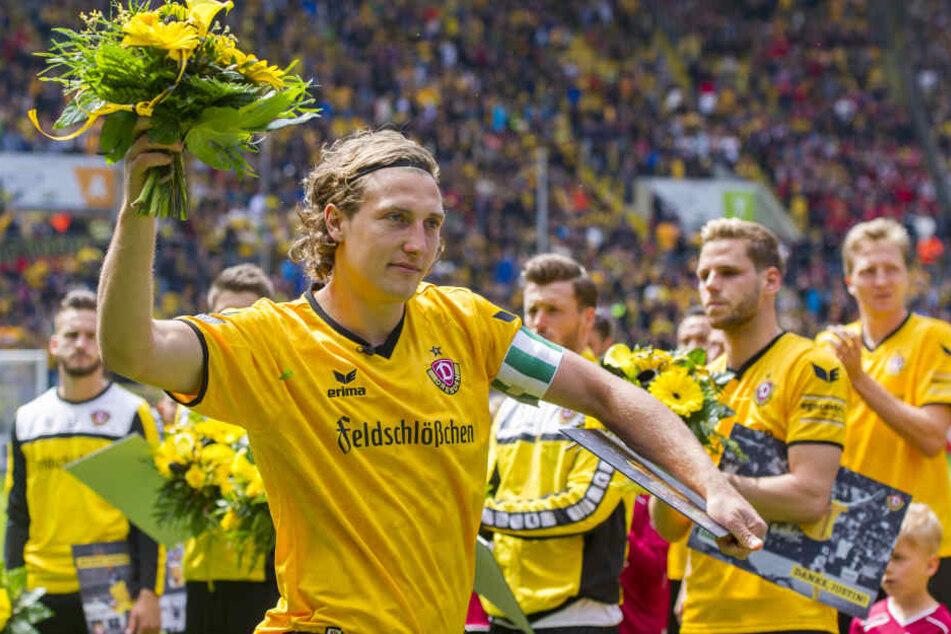 Michael Hefele verabschiedete sich vor einem Jahr aus Dresden und fand auf der Insel sein neues sportliches Glück.