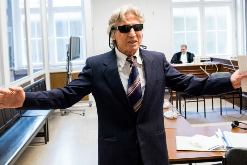 "70-jähriger Bankräuber mit großer Klappe: ""Vor Strafe habe ich null Angst"""