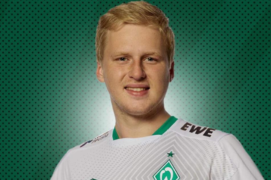 """Wurde mit dem SV Werder Bremen erster Deutscher Club-Meister in FIFA und gilt als Favorit für die deutsche Einzelmeisterschaft im Mai: Marcel """"MegaBit"""" Bittner."""