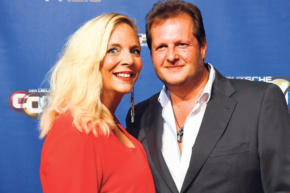 Jens Büchner (48) und Daniela  Karabas (38) sind seit Sommer dieses Jahres verheiratet.