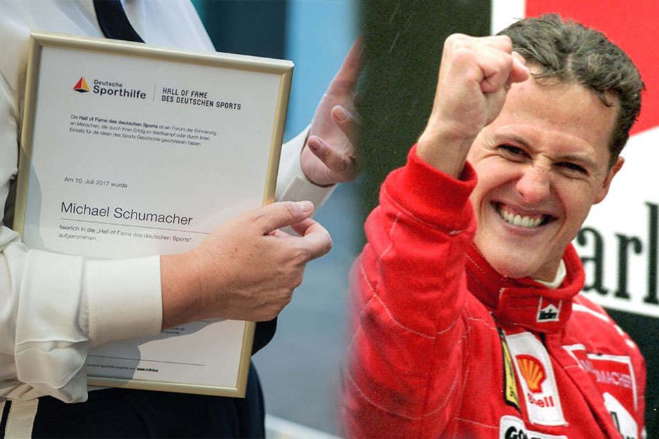 Neuner und Schumacher in Hall of Fame aufgenommen