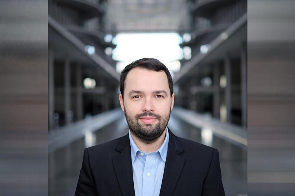 Filmemacher David Brückner (31) dreht seinen vierten Horrorfilm in Glauchau.