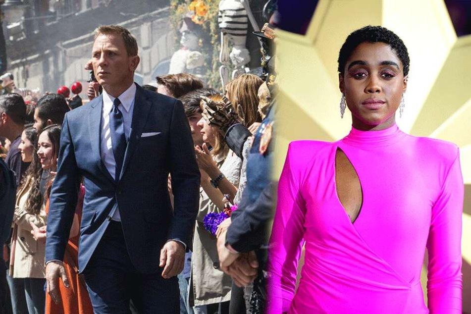 """Bereits im nächsten James Bond! Diese Frau ist der neue """"007"""""""