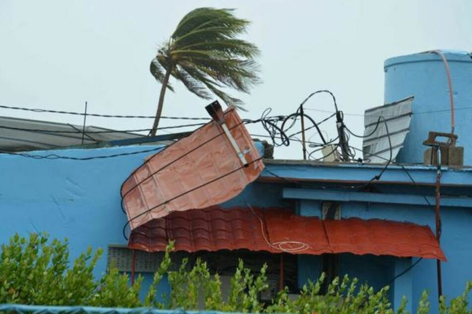 Nachdem der Wirbelsturm über die Karibik fegte, wird er bald Florida erreichen.