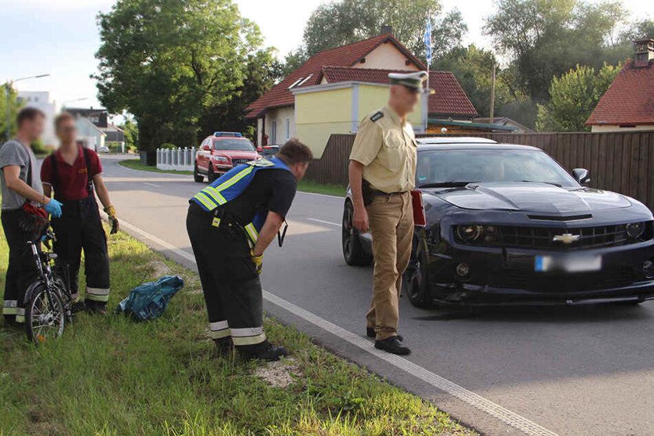 Schrecklicher Unfall in Neustadt an der Donau - Kind (9) stirbt