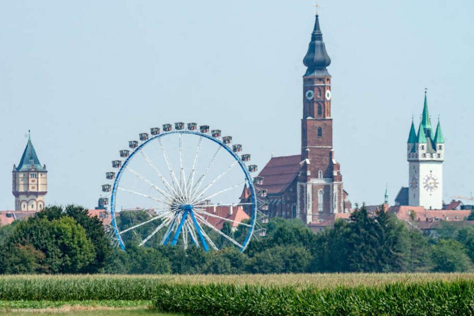 Beim Gäubodenfest in Straubing werden 1,4 Millionen Besucher erwartet.