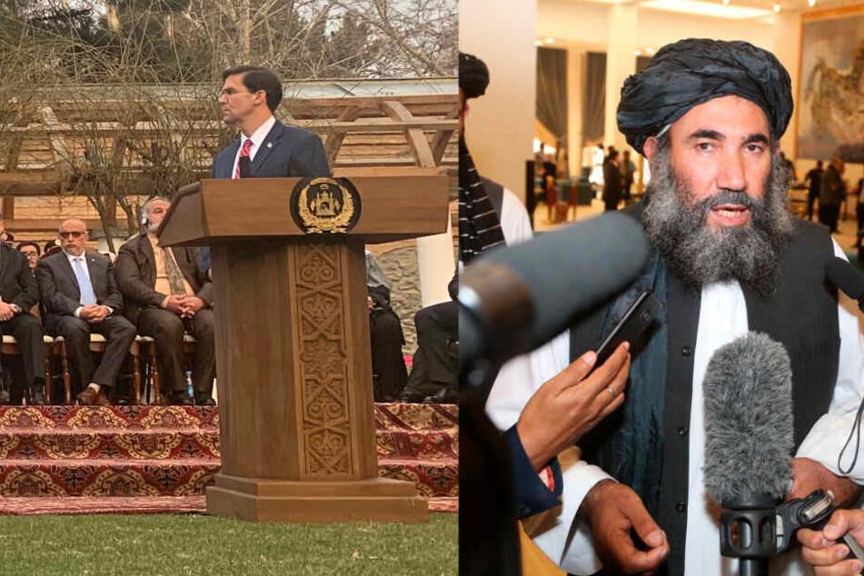 Längster Krieg der USA bald beendet? Friedensabkommen mit den Taliban unterzeichnet!