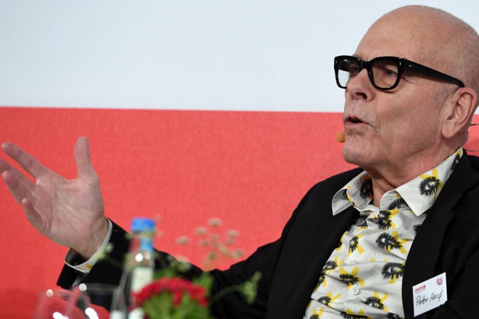 Peter Harf, Chef der JAB Holding.