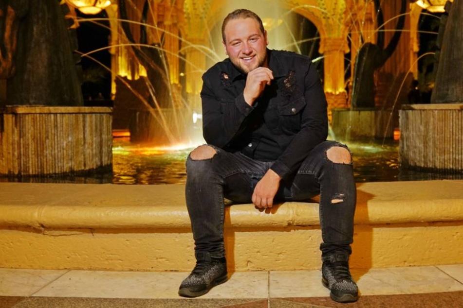 Giulio Arancio aus Köln wird bei der nächsten DSDS-Show am 14. April dabei sein.