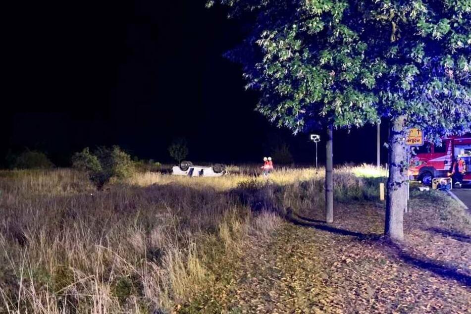 Ob es sich hierbei um ein illegales Autorennen handelte, konnte in der Nacht noch nicht bestätigt werden.
