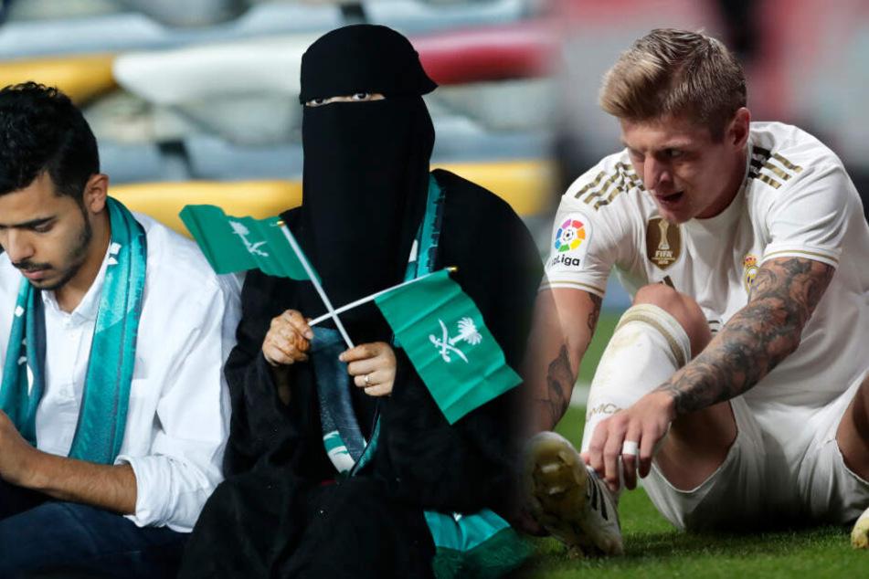 Supercup für irre Summe nach Saudi-Arabien: Verkauft der spanische Fußball seine Seele?