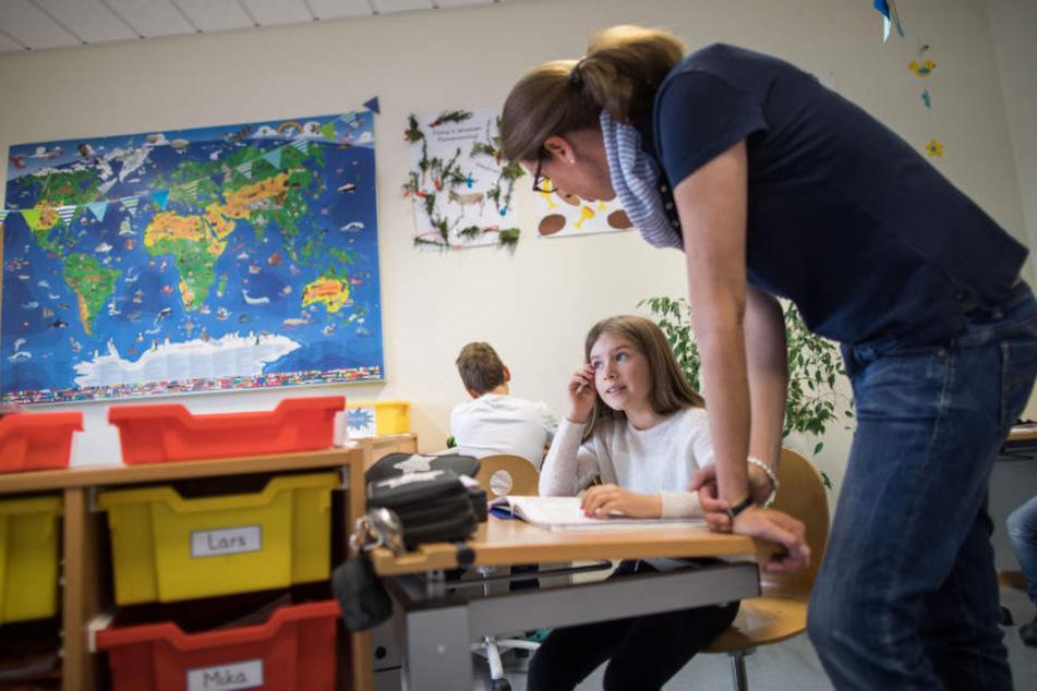 In Hessen herrscht ein Mangel an Grundschullehrern.