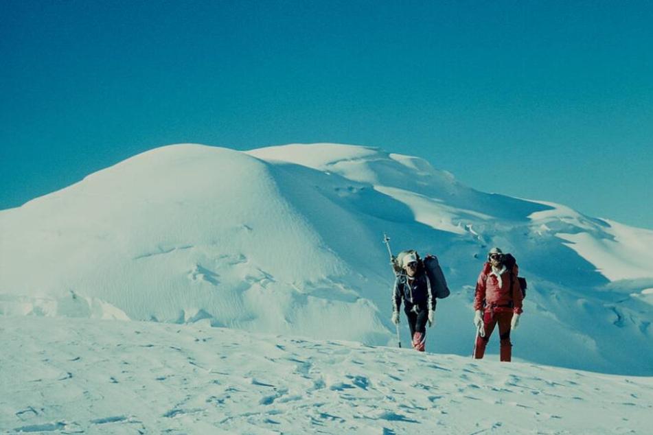 Zwei Leipziger im weiten Nichts: Die Pamir-Mission war 1989 ein riesiges Abenteuer.