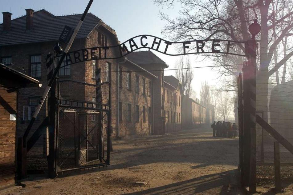 Der 95-Jährige war Wachmann im NS-Vernichtungslager Auschwitz.