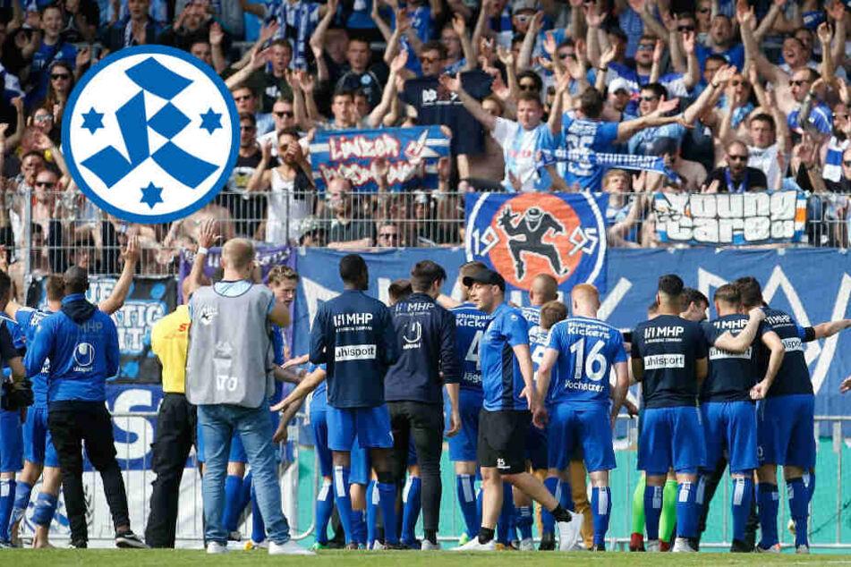 Bitter! Stuttgarter Kickers verpassen den Aufstieg