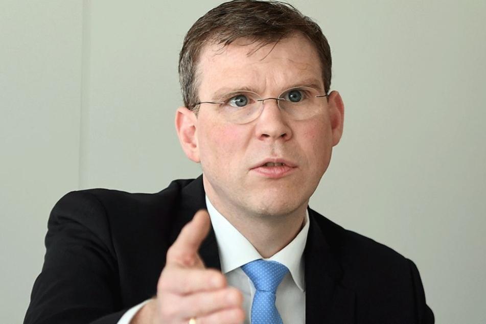 CDU-Fraktionschef Florian Graf.