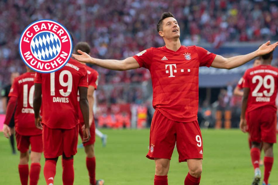 Der immer trifft: Bayerns Abhängigkeit von Rekord-Torjäger Robert Lewandowski